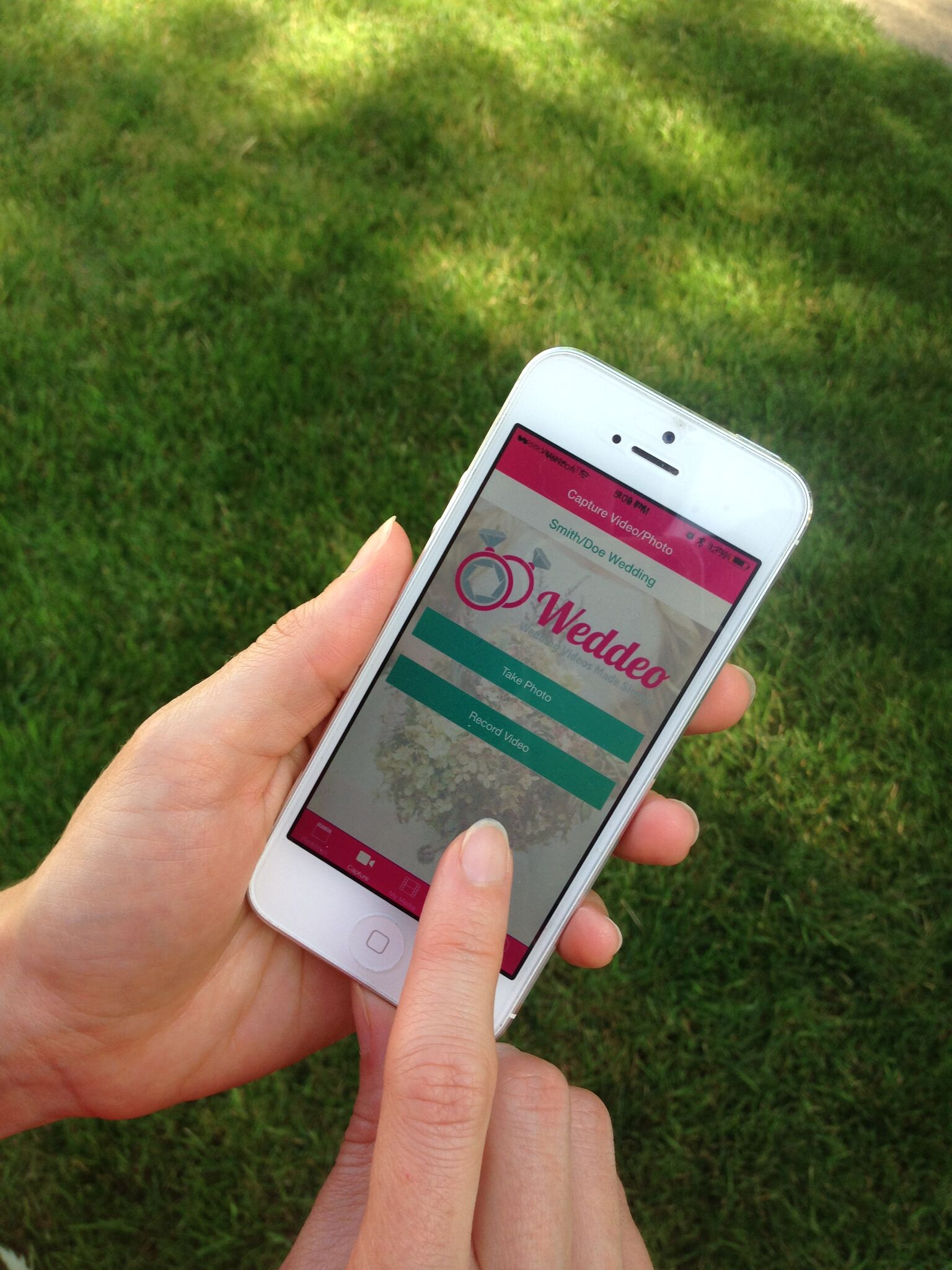 Announcing…the Weddeo app!